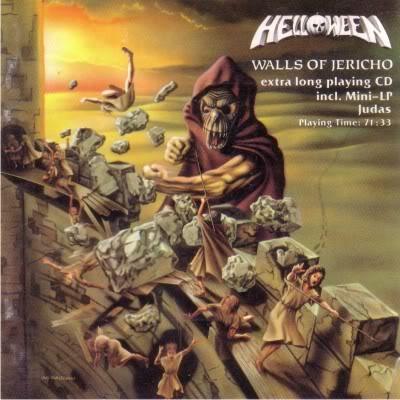 Recommend an album Helloween-WallsofJericho