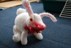 Run Away!  The Killer Rabbit