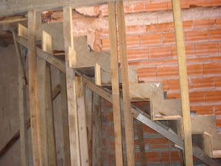 Construcci n de am rico rub n herrera escalera de lujo for Construccion de escaleras