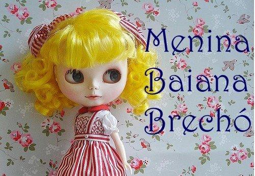 Menina Baiana Brechó