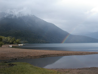 Rainbow - Traful - Argentina