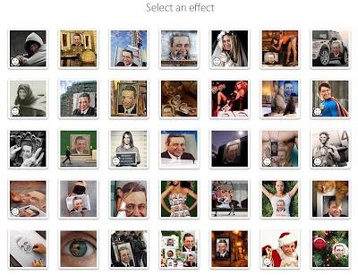 Efectos en imágenes con PhotoFunia