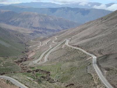 road salinas jujuy