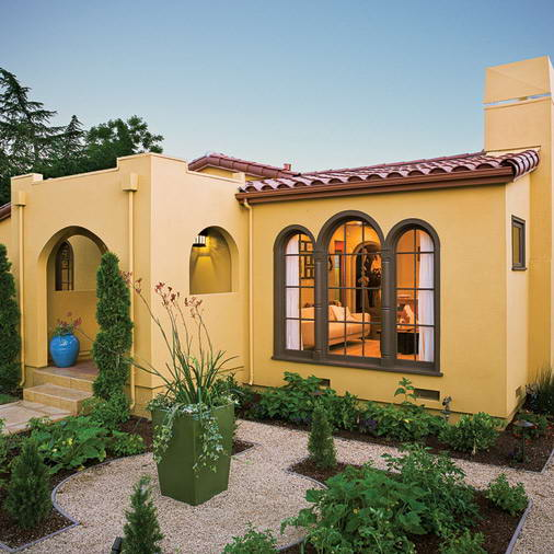 Small Spanish Style Home Plans Spanish Style Homes