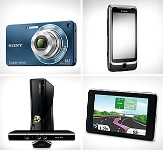 Most Wanted Gadget and Tech Gifts
