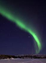 Aurora boreale ( dedicata a Suping )