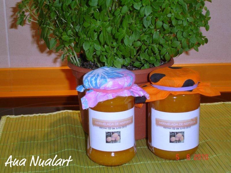 La cocinera de b tulo mermelada de micacos nisperos for Cocinar nisperos
