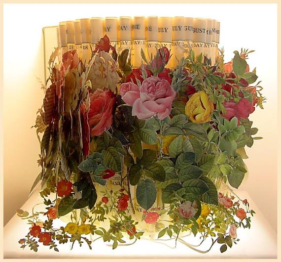 Avon Calendar of Roses