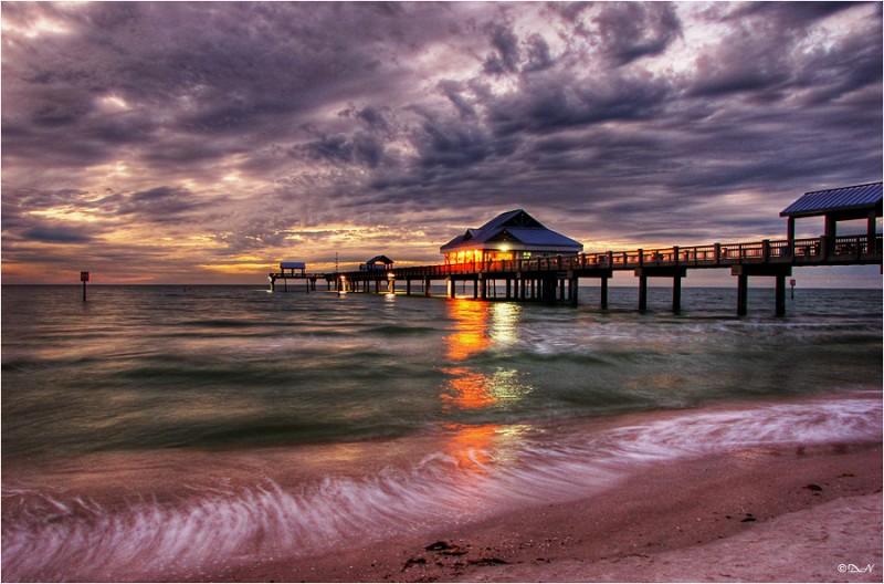 Beaches Near Tampa Bay Bridge