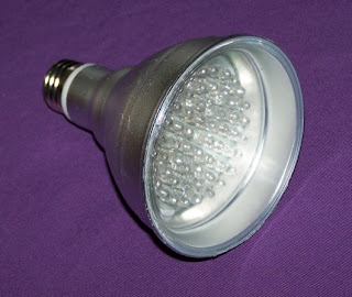 LED array spotlight