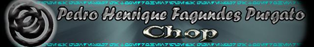 Ch0p's Portifólio