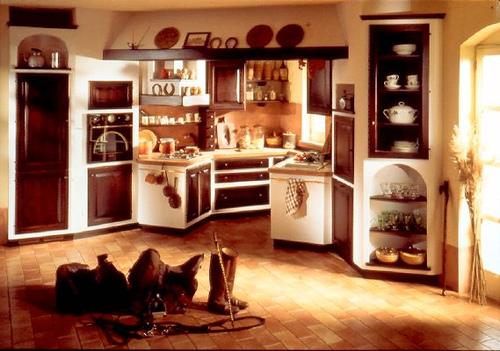 Come arredare casa: Arredamento cucina classica