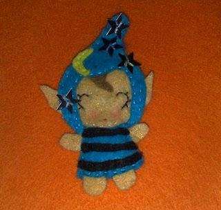 Elfo azul (3€)