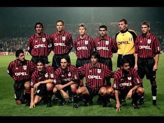 AC Milan team wallpaper # 2
