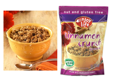 low calorie granola