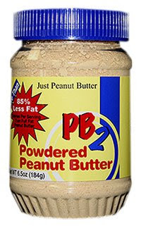 pb2 low calorie peanut butter