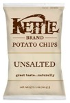 kettle unsalted potato chips