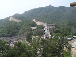 Viagem  China  - Grande Muralha