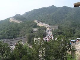 Viagem à China  - Grande Muralha