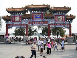 Viagem à China - Palácio de Verão do Imperador