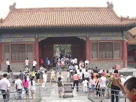 Viagem á China - Cidade Proíbida