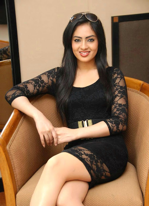 nikesha patel new interview actress pics