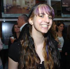 O sorriso de Alessandra