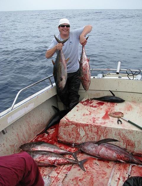 Don eddie 39 s san quintin baja fish report captain juan for Fisherman s landing fish report