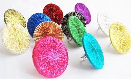 sparckles rings