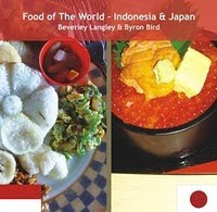 Food of The World - Indonesia and Japan