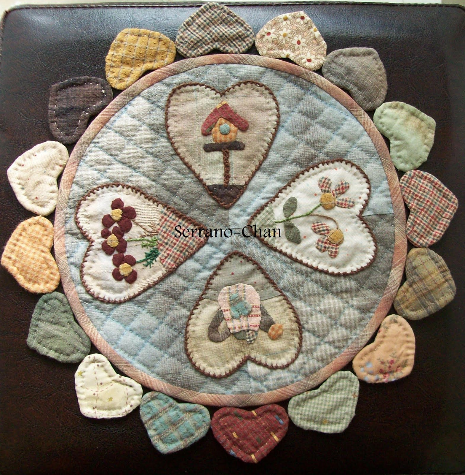 Reiko kato on pinterest sunbonnet sue quilts and folk style - Reiko kato patchwork ...