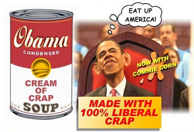 Obama spreading crap