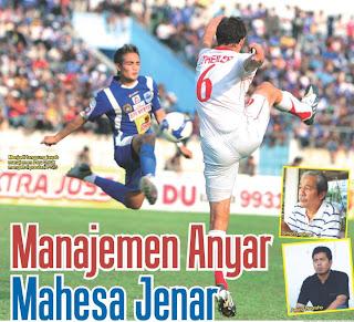Manajemen Anyar Mahesa Jenar