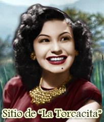 """La página de la cantante mexicana Matilde Sánchez """"La Torcacita"""""""
