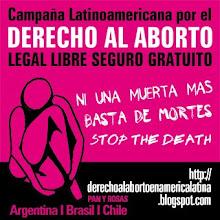 Sumate a la campaña latinoamericana por el derecho al aborto