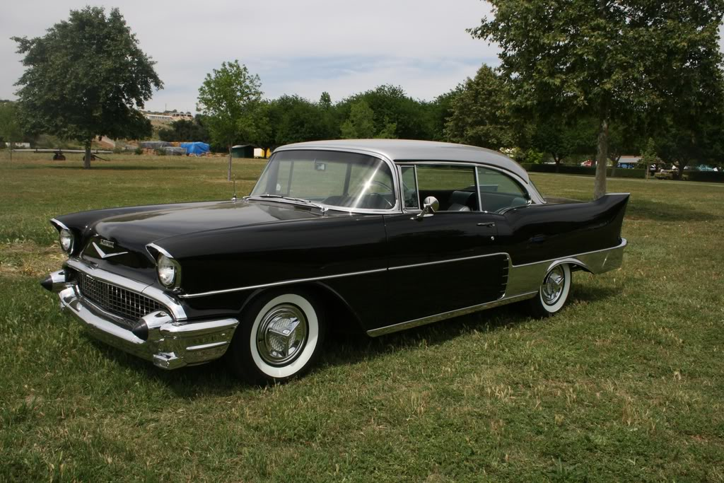 The First Cars Were Created In 1956 On Chevrolet Platforms And Designed To Resemble 1955 Cadillac Eldorado Name El Morocco Was From A
