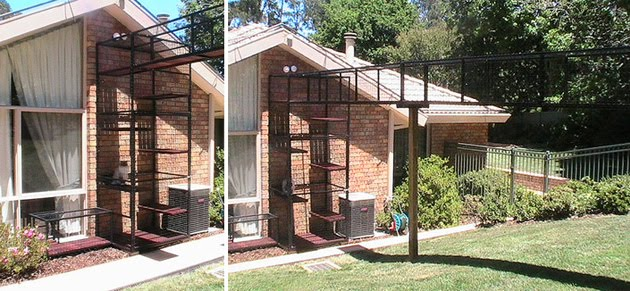 Catio On Pinterest Cat Enclosure Google And Image
