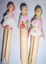 Dolly Peg Ladies