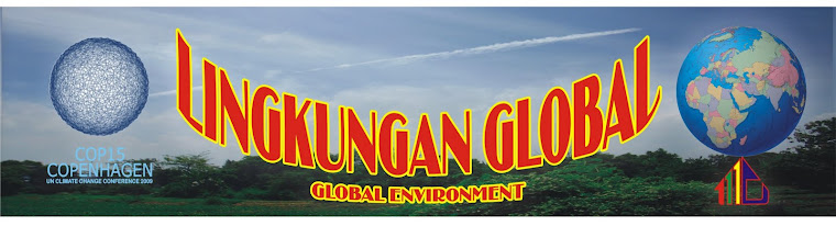 LINGKUNGAN GLOBAL