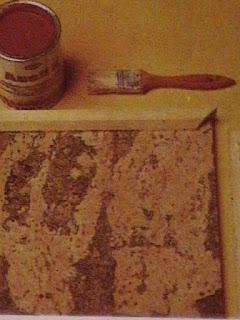 Hagalo usted mismo tablero de corcho para anuncios - Molduras de corcho ...
