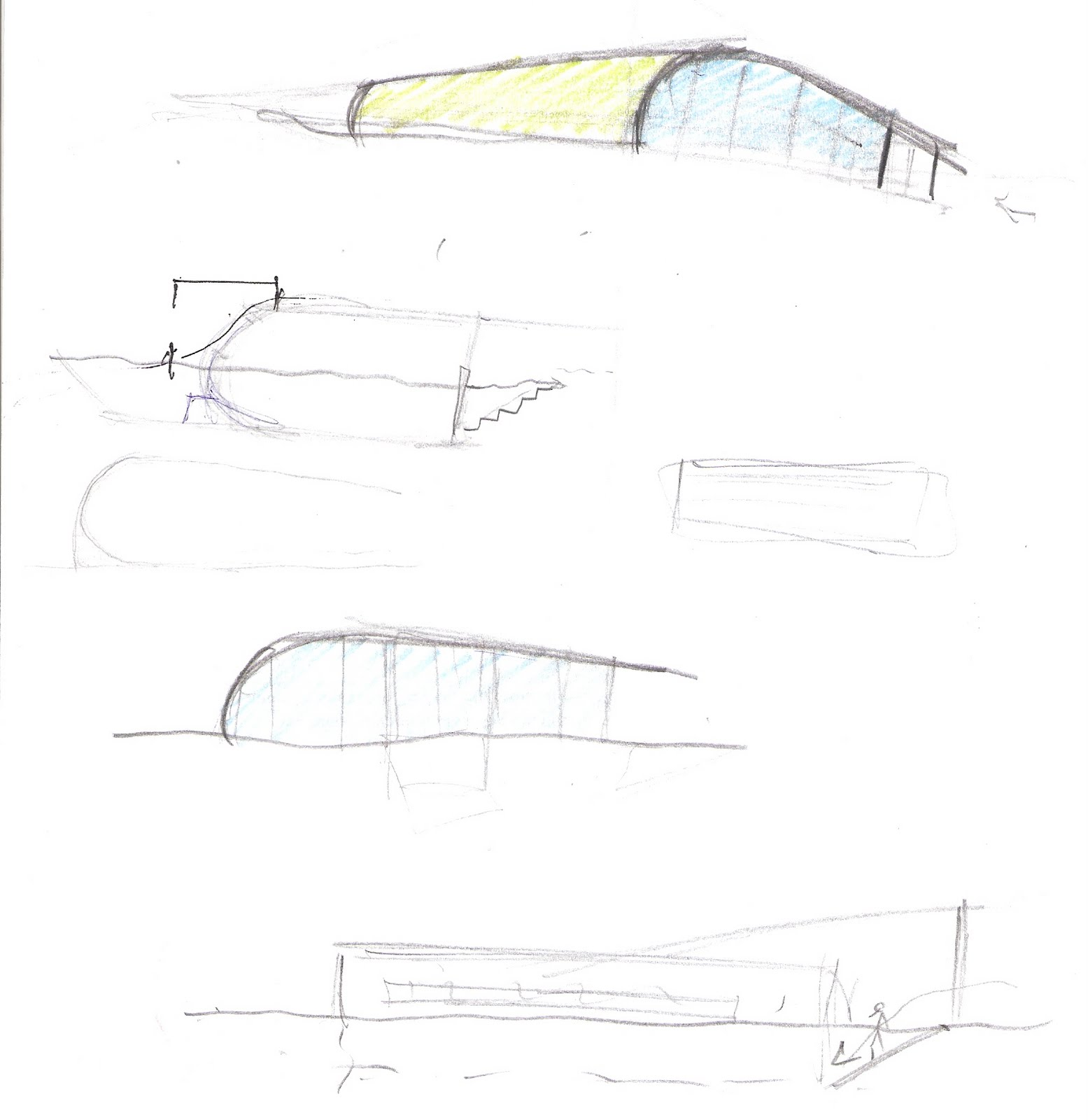 Bio design hotel primeros croquis resto bar for Bio design hotel