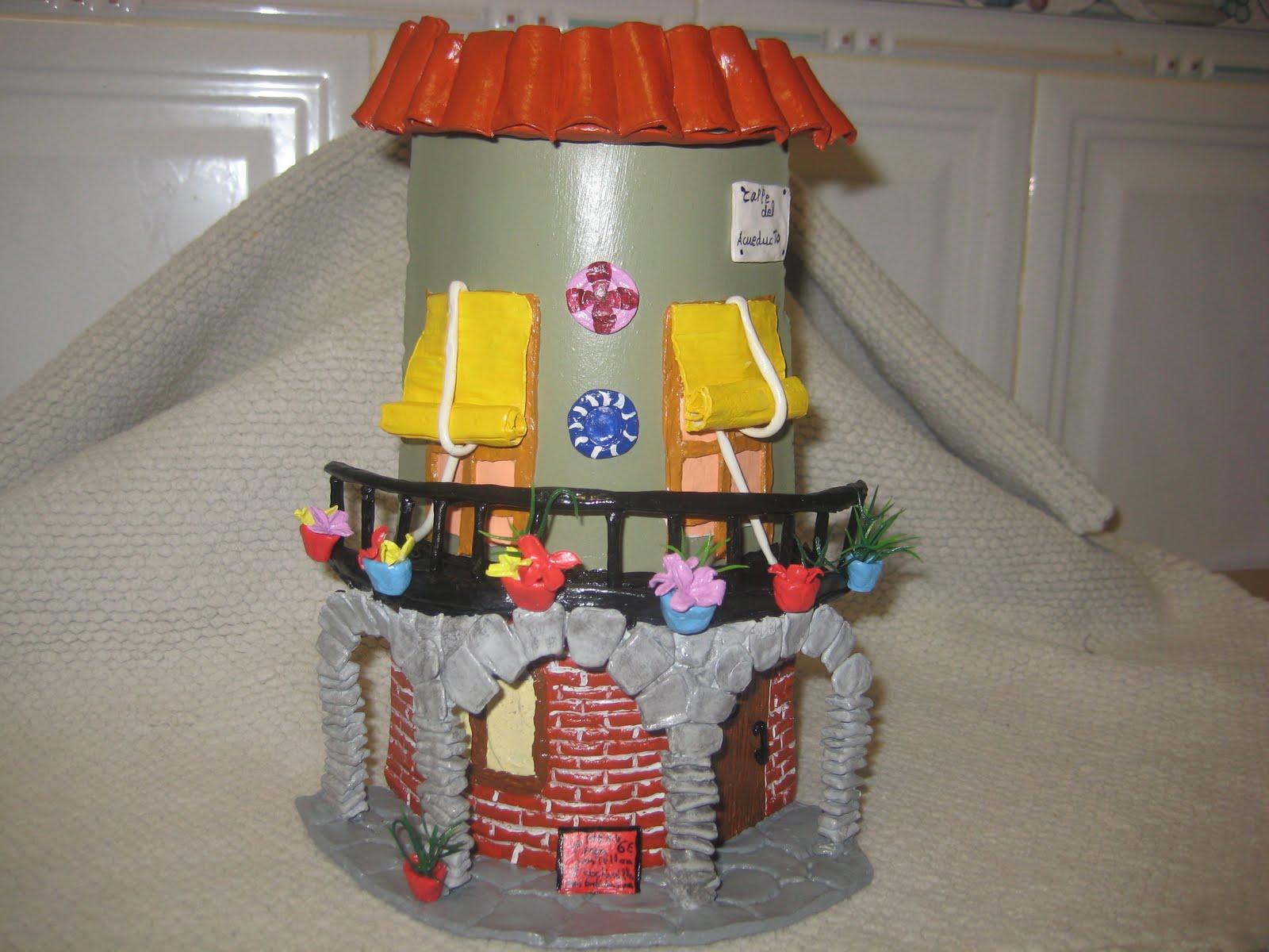 Manualidades caseras y tejas decoradas 2010 - Tejas pequenas decoradas ...