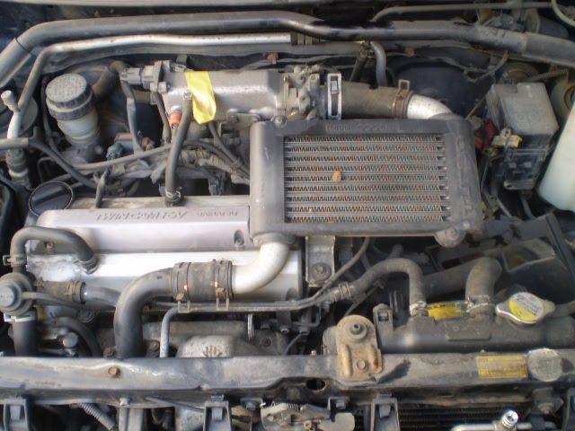 Daihatsu Charade Turbo. Daihatsu Mira RV4 items -