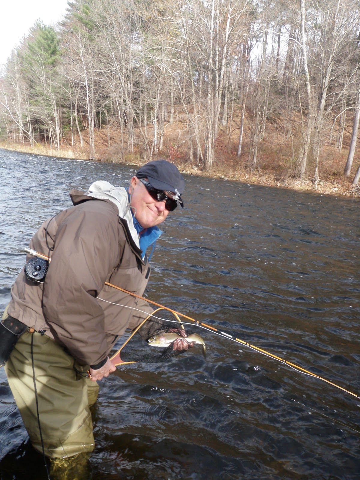 Fly fish new england fishing reports next stop for Farmington river fishing report