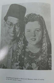 Nadra and Mansor Adabi