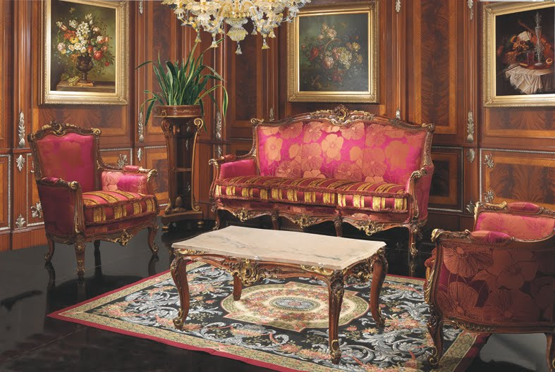 furnitures knowledge classic bed room french design