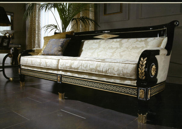 russian style classic bed room french design. Black Bedroom Furniture Sets. Home Design Ideas