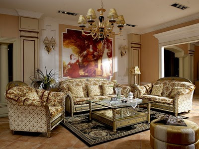 Chairs  Living Room on Italian Classic Furniture    Classic Living Room Furniture Design