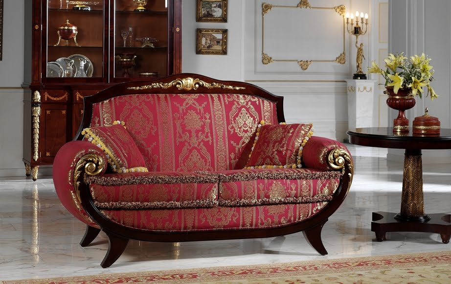 Spanish Style Decorating - Antique & Italian Classic Furniture: Spanish Style Decorating