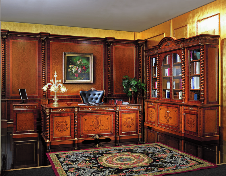 Antique Italian Classic Furniture Best Classic Office